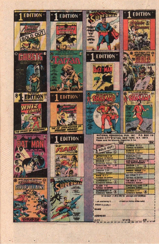 Read online Shazam! (1973) comic -  Issue #21 - 20