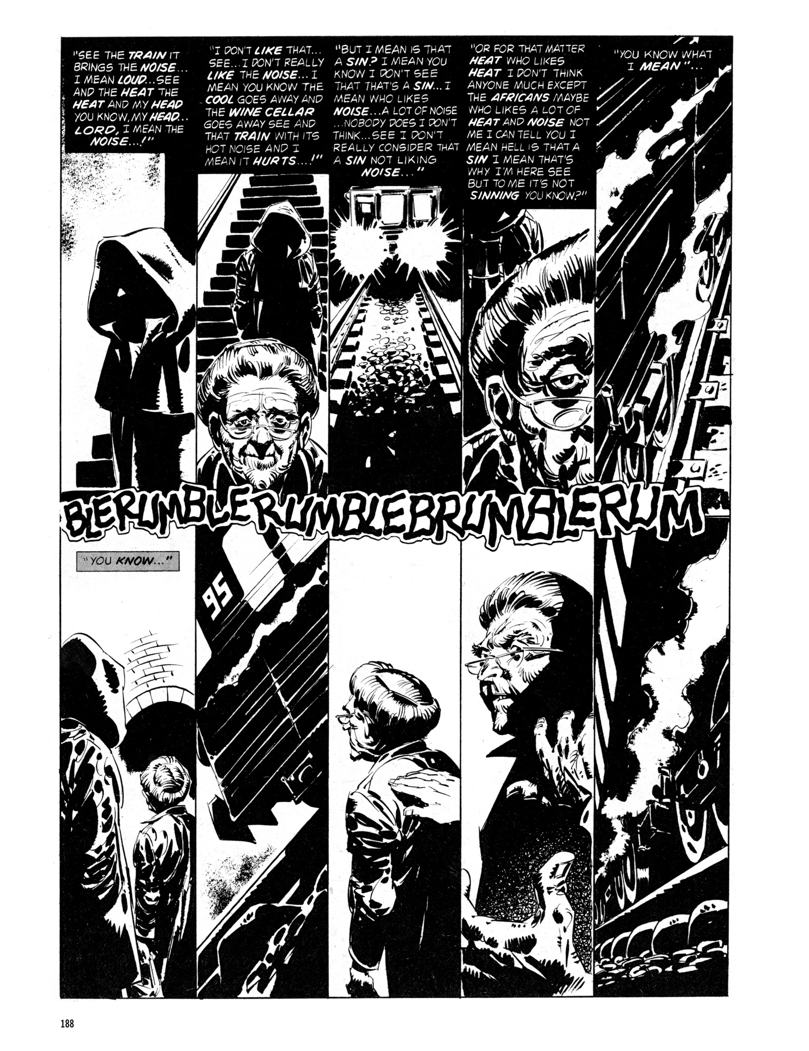 Read online Eerie Archives comic -  Issue # TPB 18 - 185