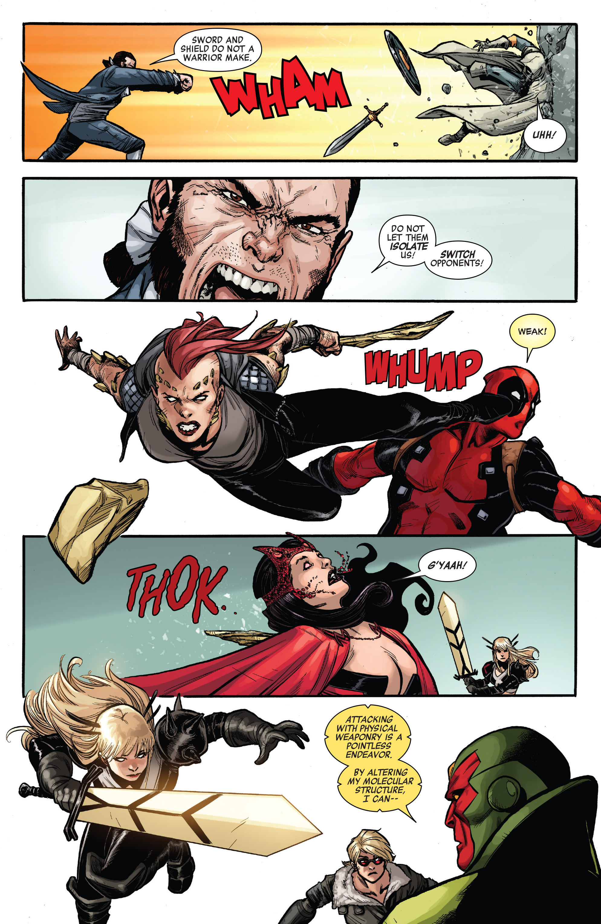 Read online Secret Empire: United comic -  Issue # Full - 20