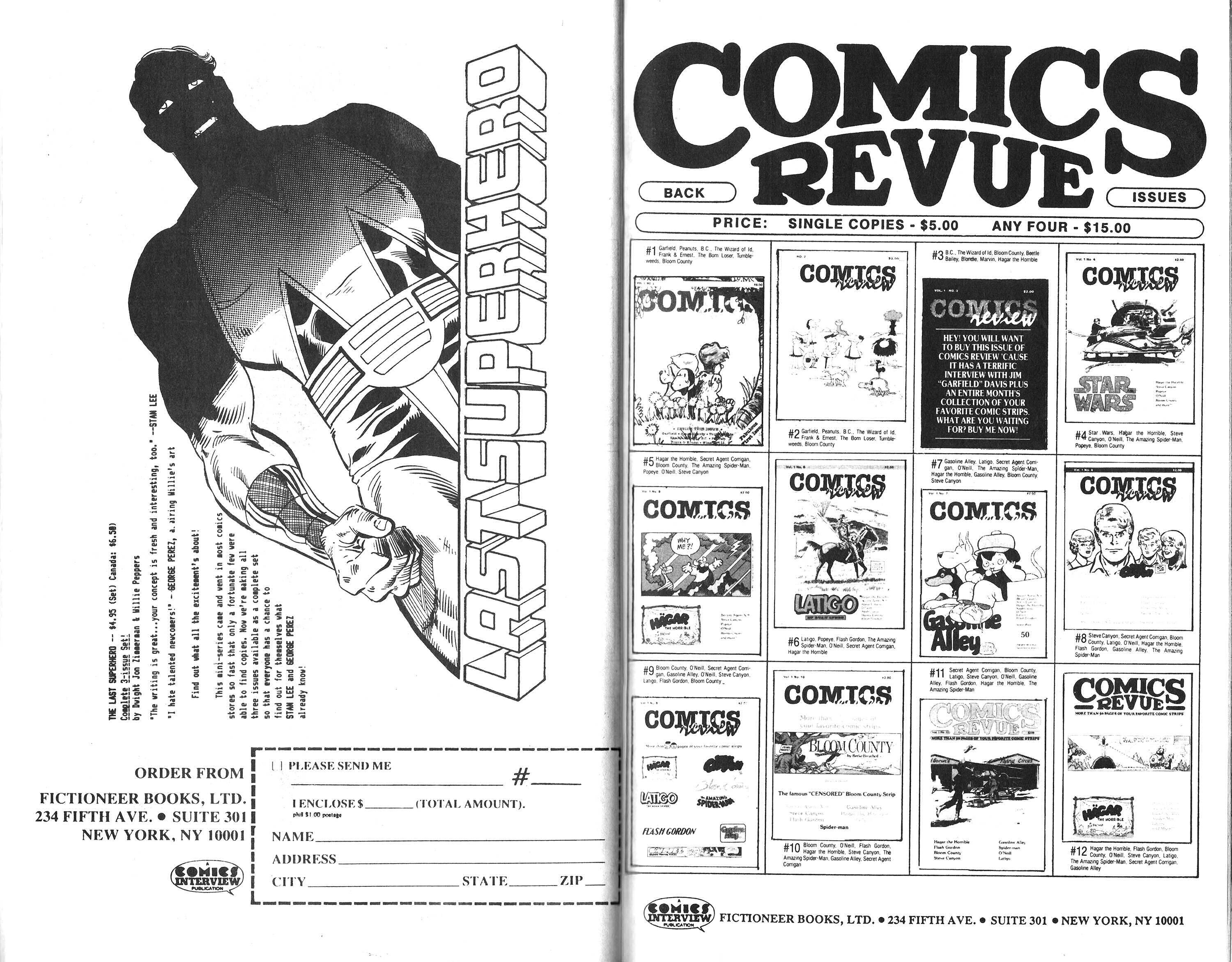 Read online Amazing Heroes comic -  Issue #188 - 38