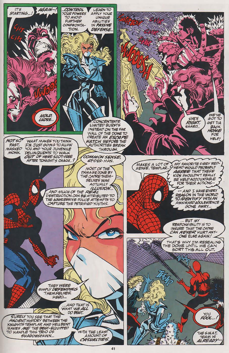Web of Spider-Man (1985) _Annual 9 #9 - English 33