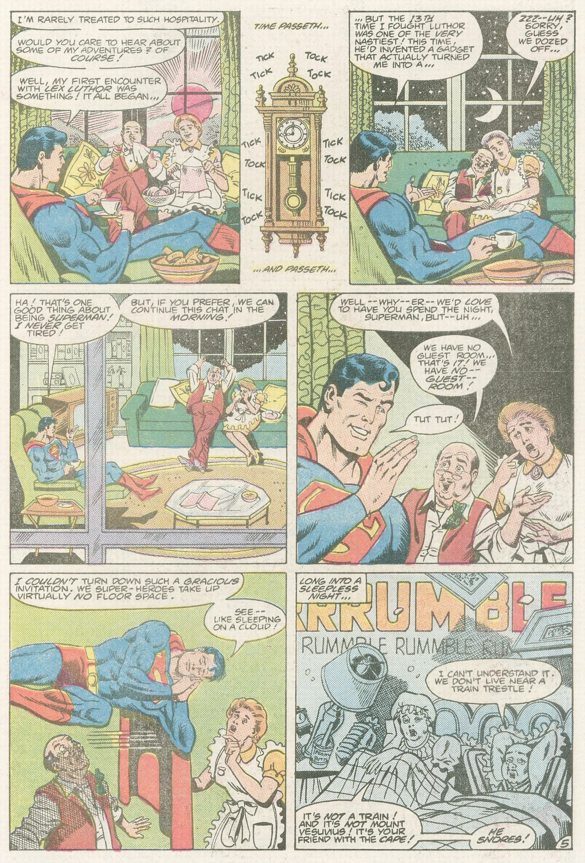 Read online Action Comics (1938) comic -  Issue #570 - 24