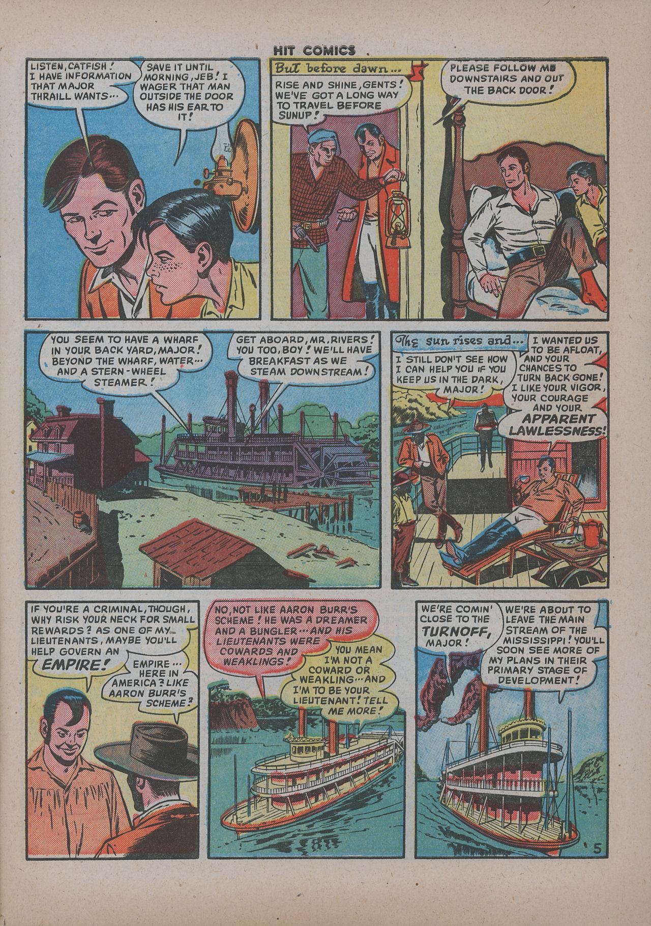 Read online Hit Comics comic -  Issue #62 - 8