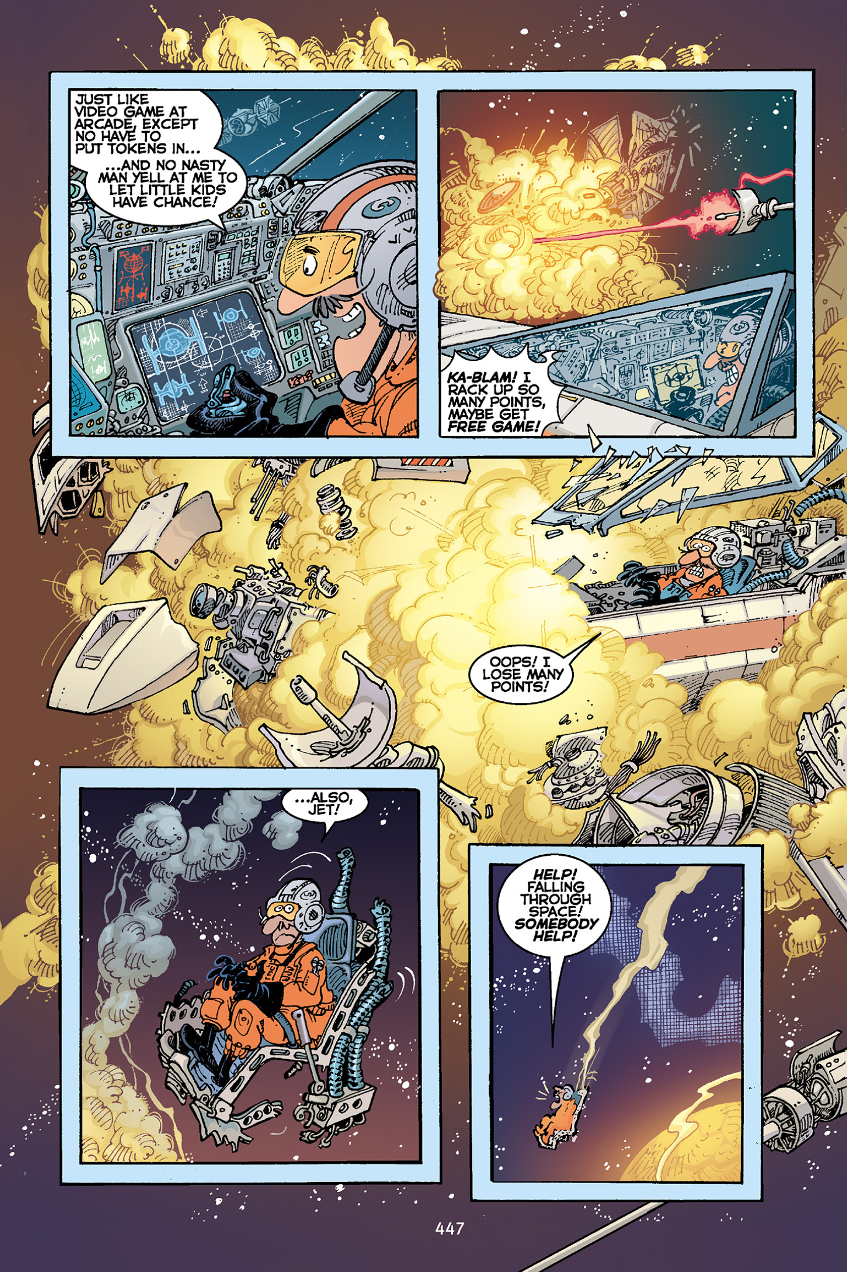 Read online Star Wars Omnibus comic -  Issue # Vol. 30 - 437