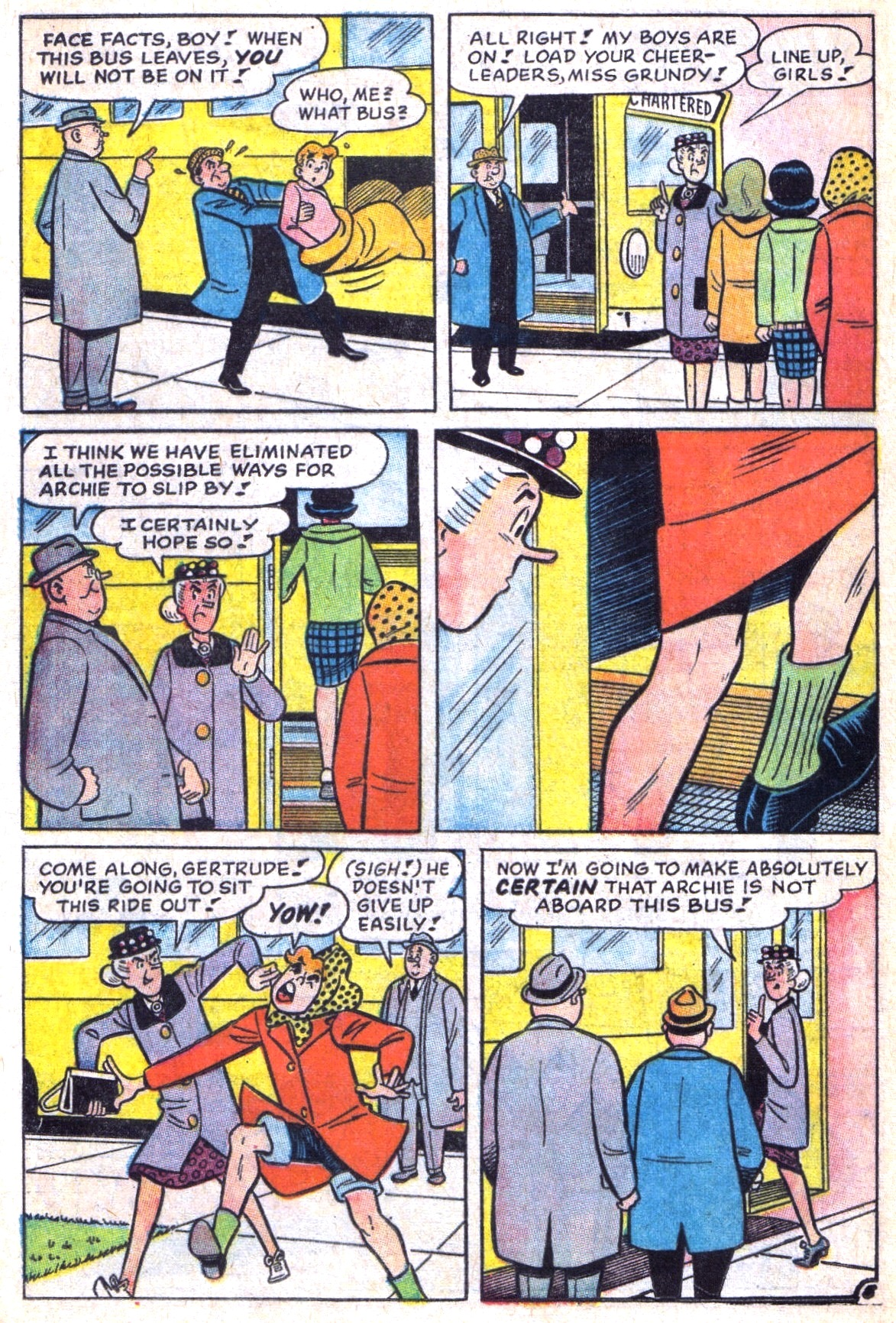 Read online Archie (1960) comic -  Issue #173 - 24