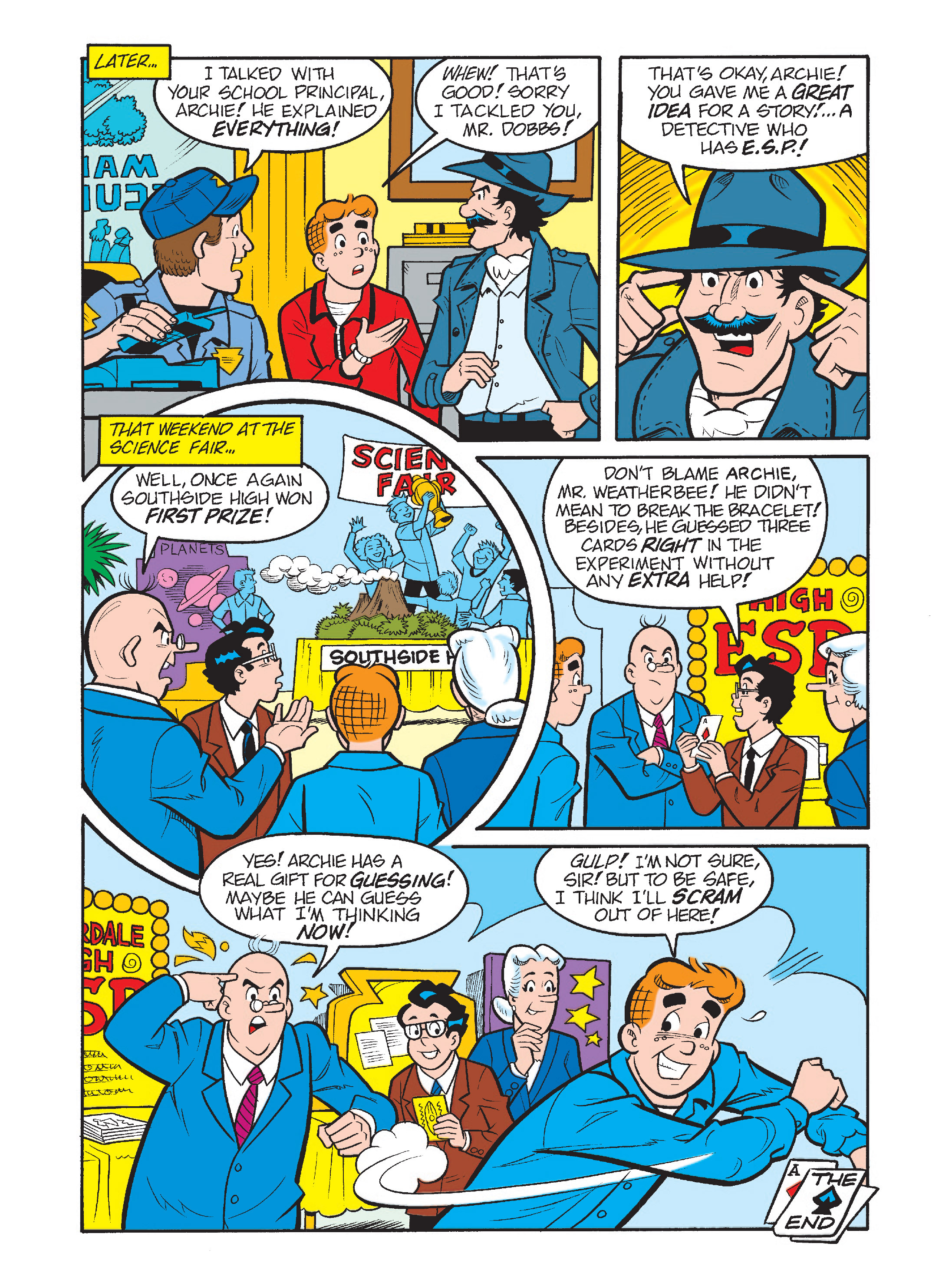 Read online Archie's Funhouse Double Digest comic -  Issue #2 - 12