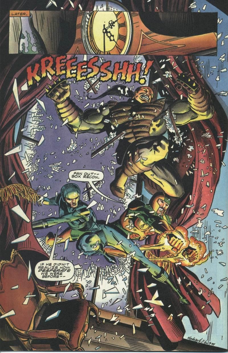 Read online Secret Weapons comic -  Issue #16 - 15