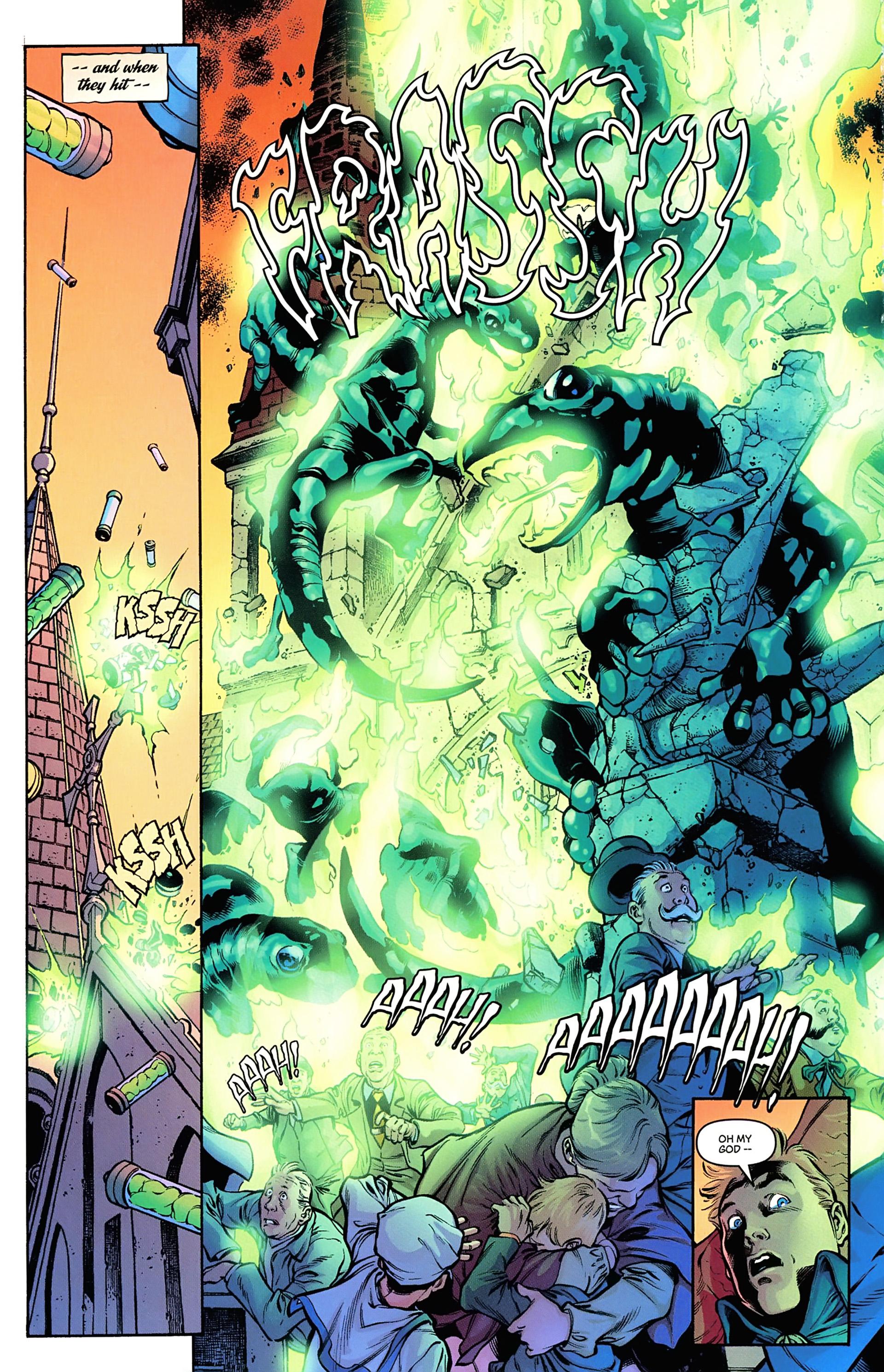 Read online Arrowsmith comic -  Issue #5 - 11