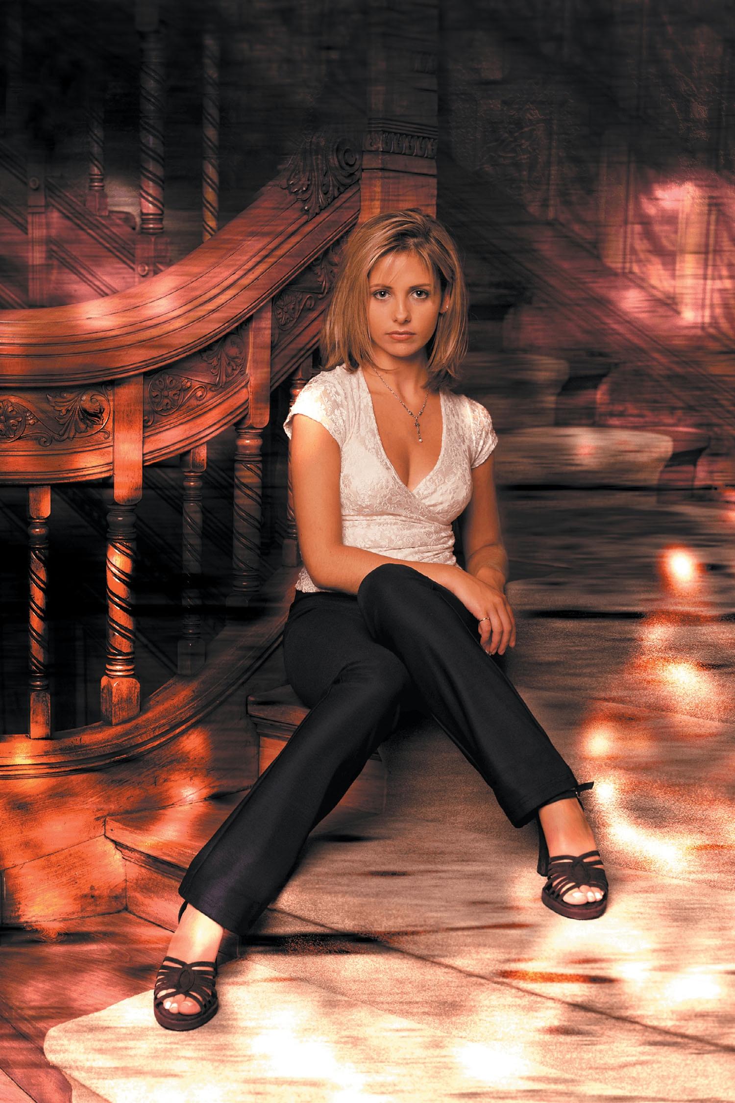 Read online Buffy the Vampire Slayer: Omnibus comic -  Issue # TPB 2 - 3