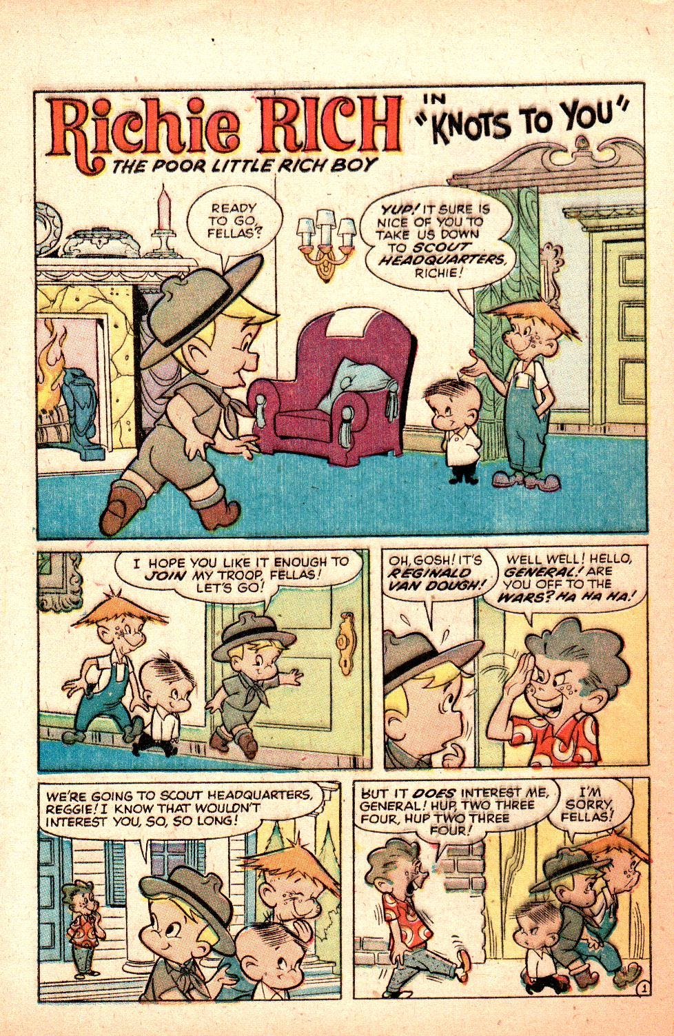 Little Dot (1953) issue 17 - Page 28