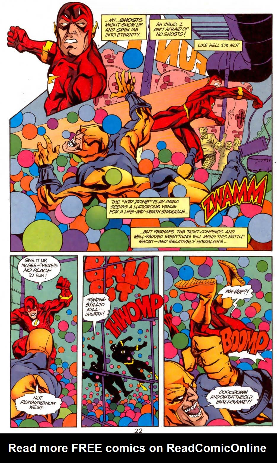 Read online The Flash (1987) comic -  Issue # _Annual 11 - 23