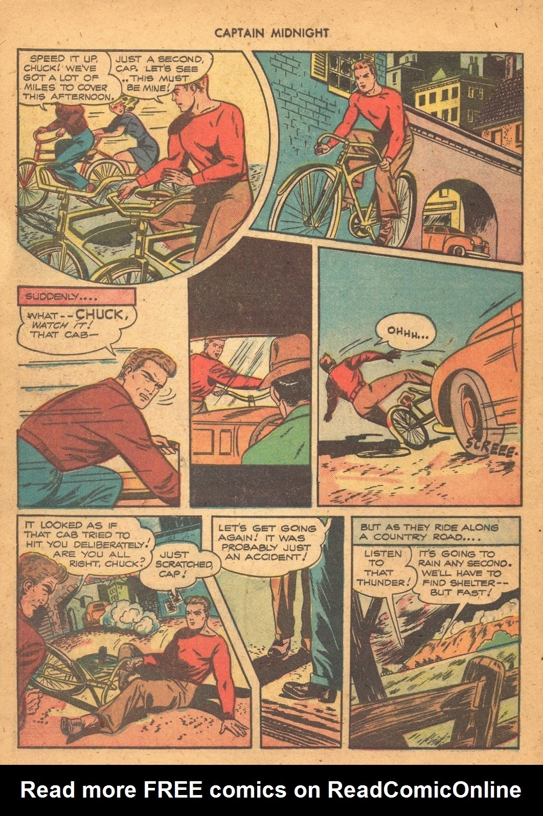 Captain Midnight (1942) issue 61 - Page 28