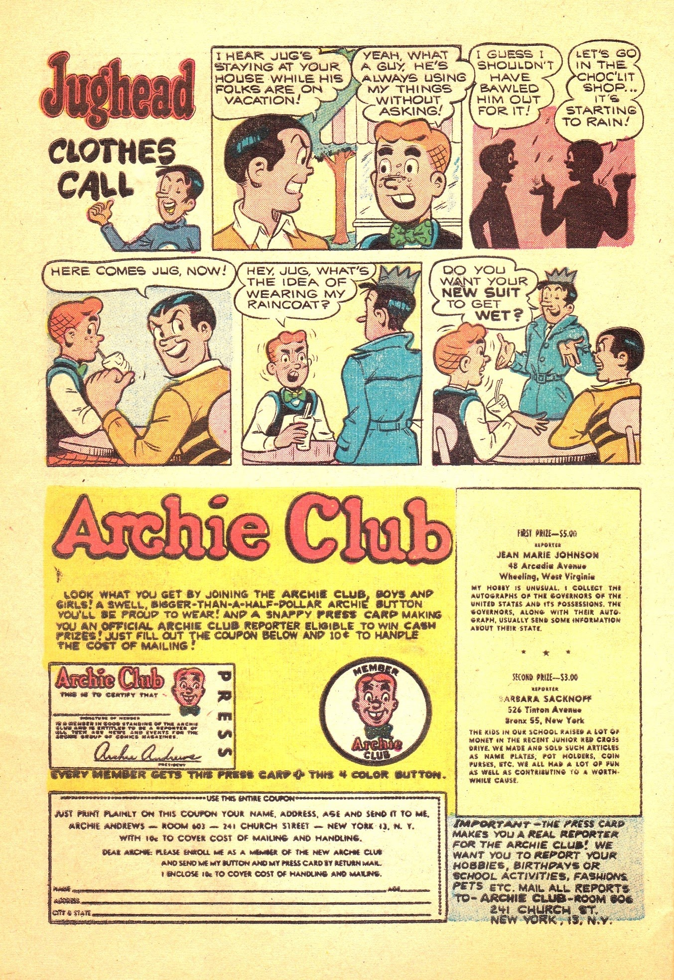Archie Comics issue 077 - Page 28