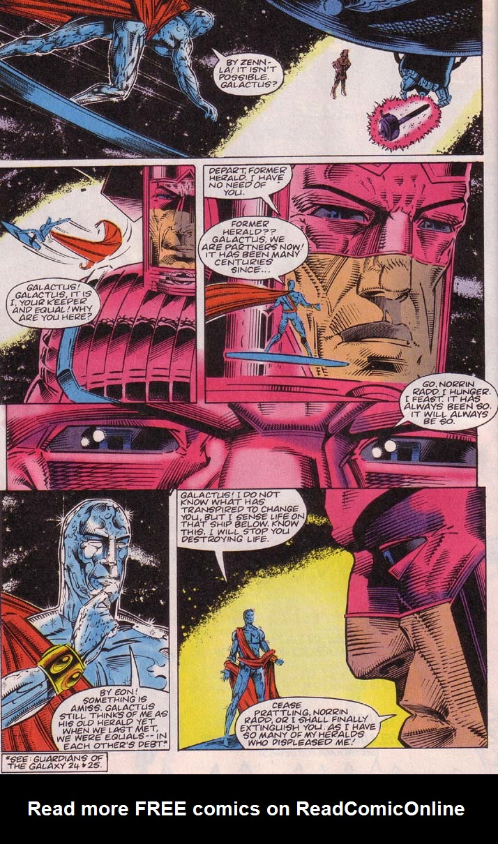 Read online Cyberspace 3000 comic -  Issue #3 - 6