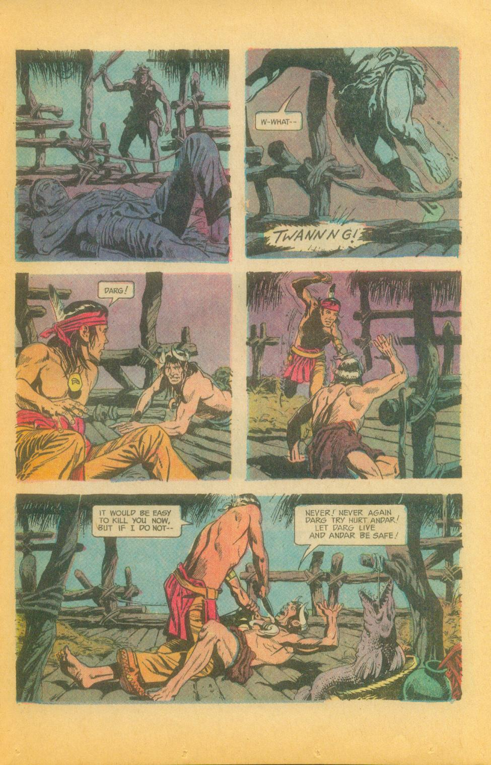 Read online Turok, Son of Stone comic -  Issue #82 - 25