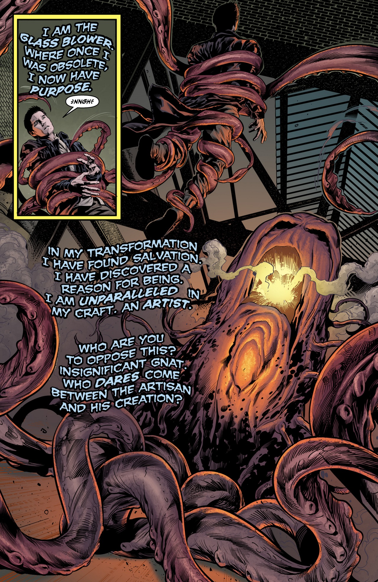 Read online Angel & Faith Season 10 comic -  Issue #3 - 15