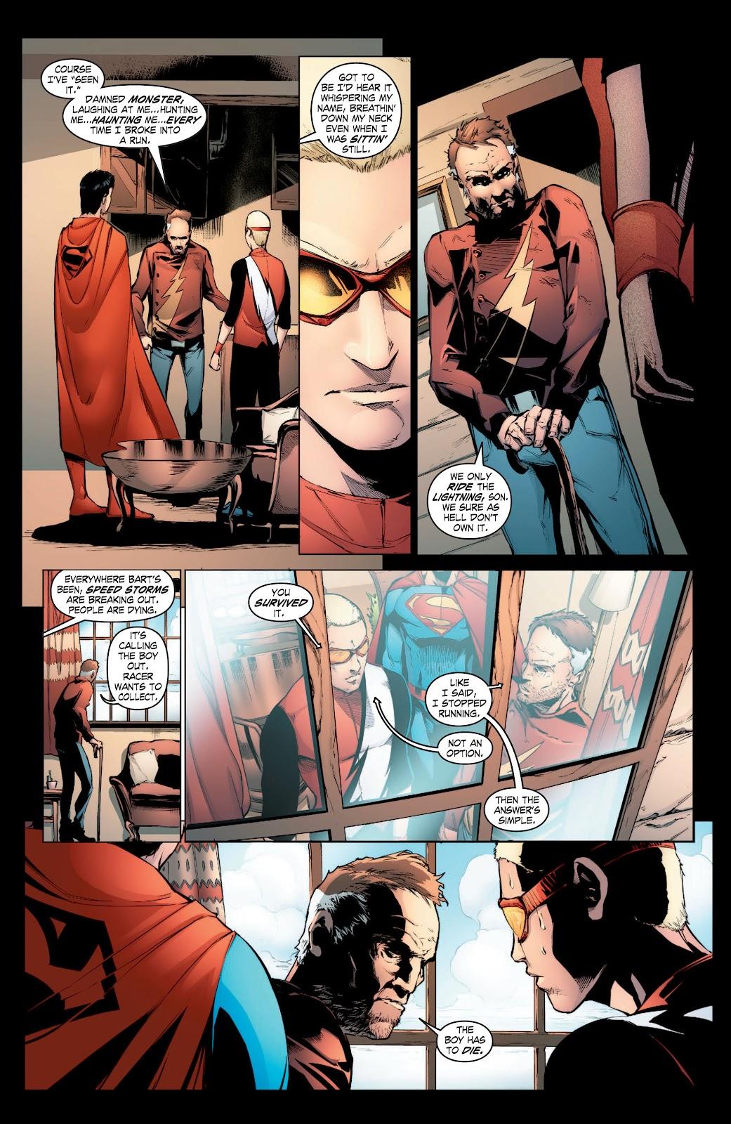 Read online Smallville Season 11 [II] comic -  Issue # TPB 3 - 80
