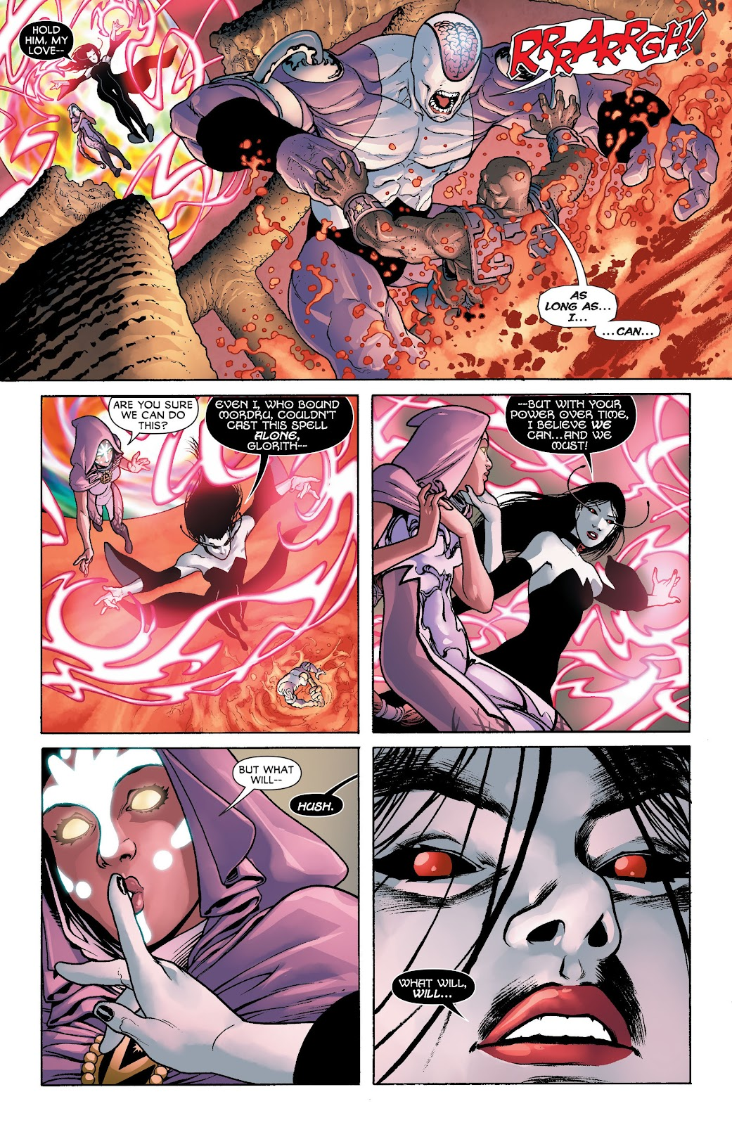Legion of Super-Heroes (2011) Issue #20 #21 - English 17