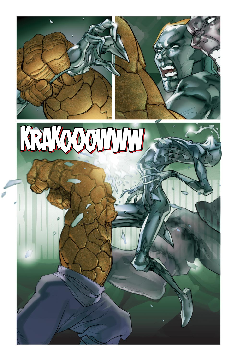 Read online Ultimate Fantastic Four (2004) comic -  Issue #46 - 12