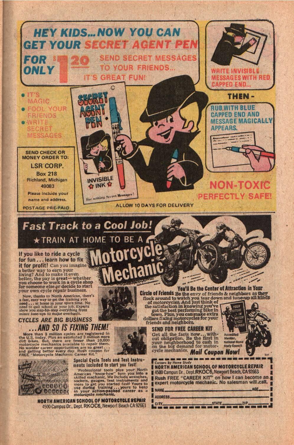 Read online Shazam! (1973) comic -  Issue #28 - 29
