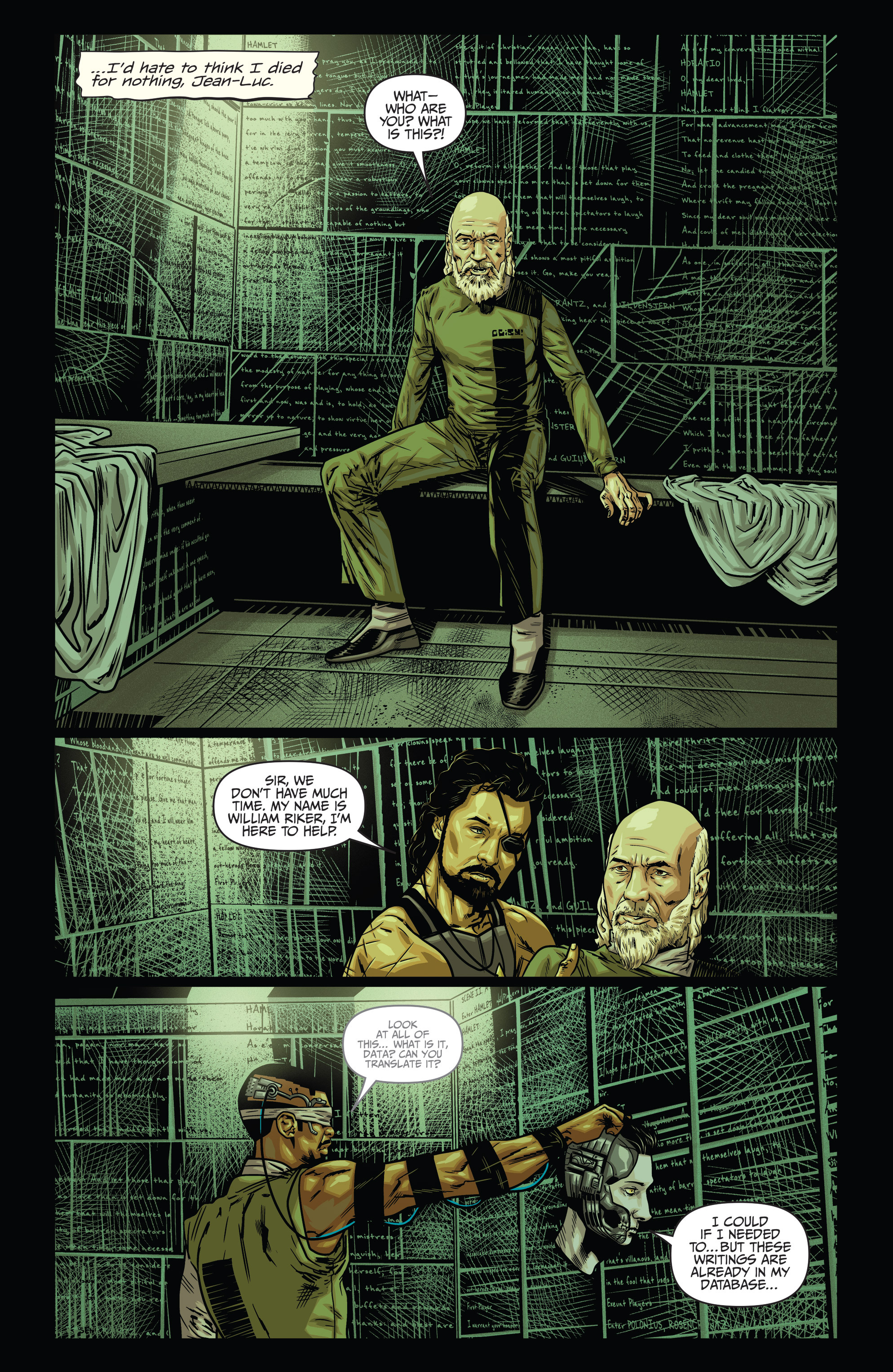 Read online Star Trek: Deviations comic -  Issue # Full - 15