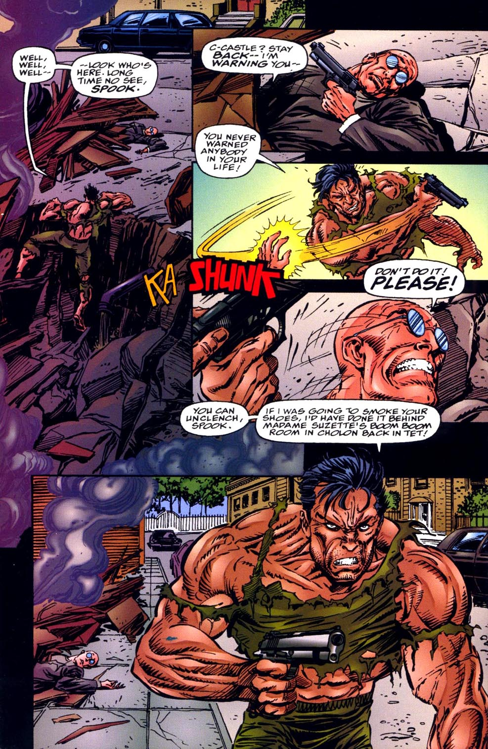 Read online Double Edge comic -  Issue # Issue Alpha - 30