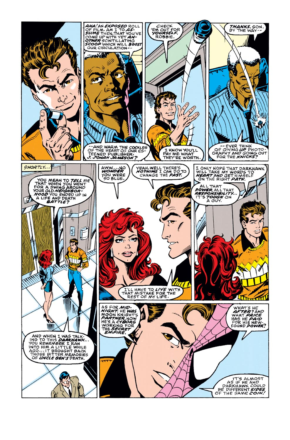 The Amazing Spider-Man (1963) 354 Page 7