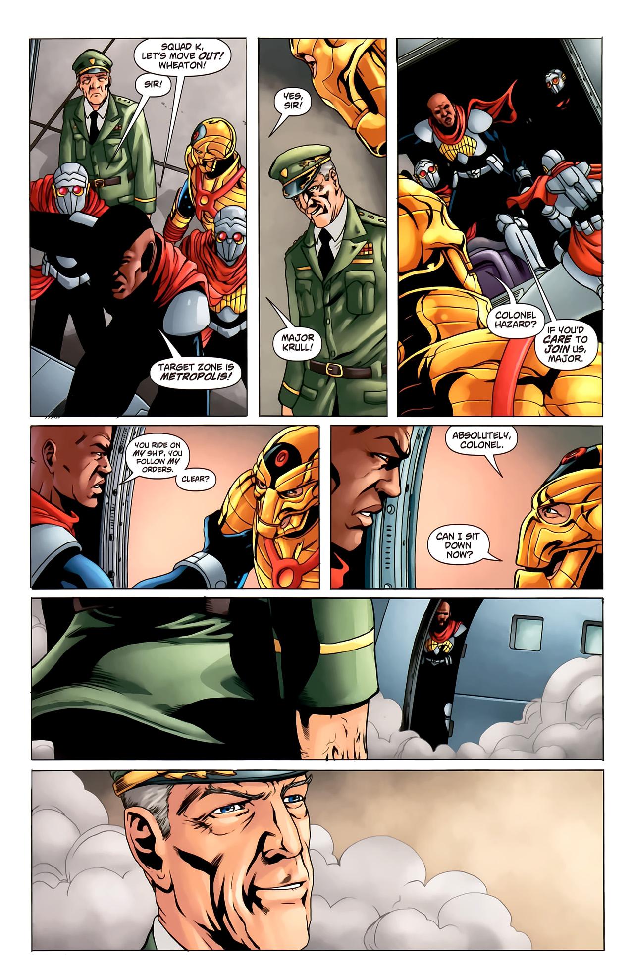 Action Comics (1938) 882 Page 3