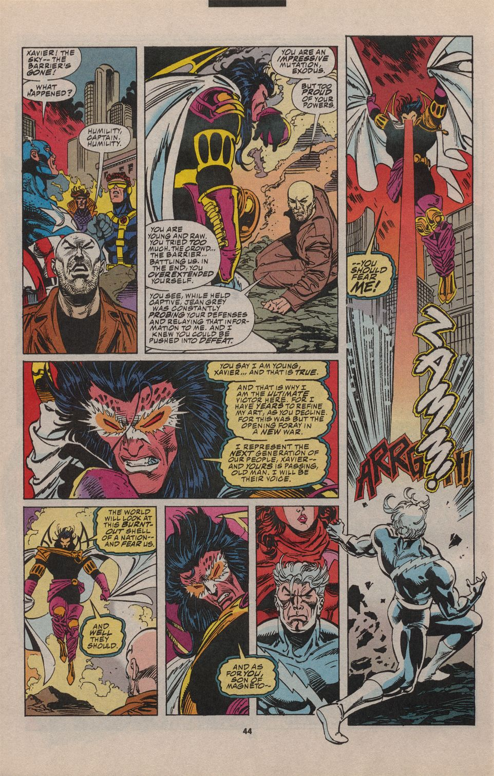 The Avengers (1963) 369 Page 33