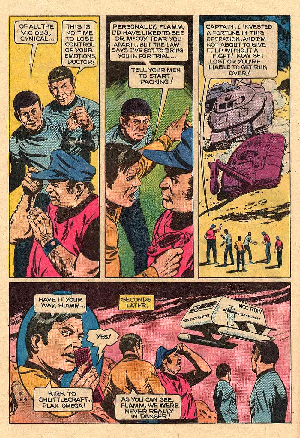 Star Trek (1967) issue 52 - Page 10