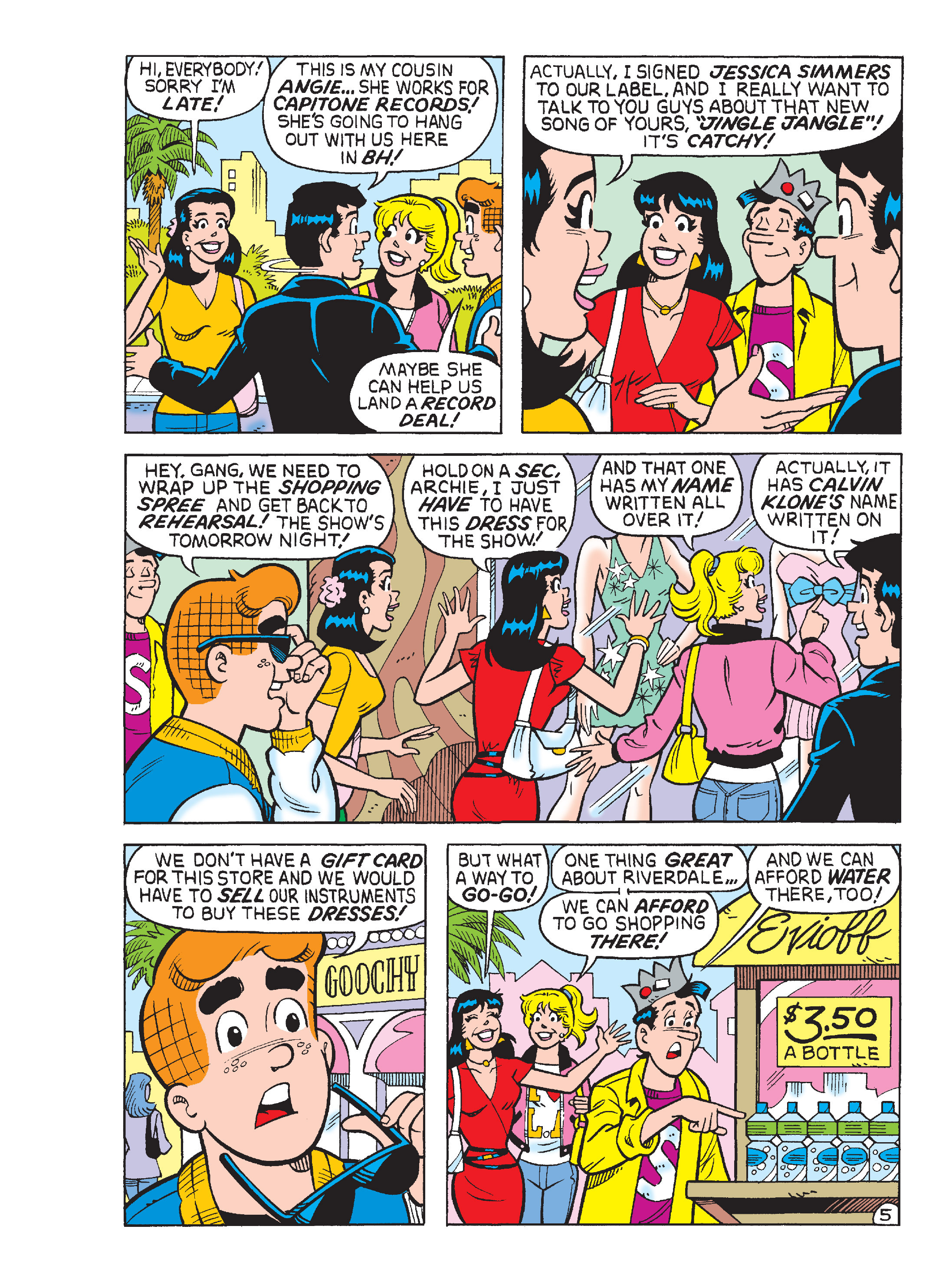 Read online World of Archie Double Digest comic -  Issue #55 - 66