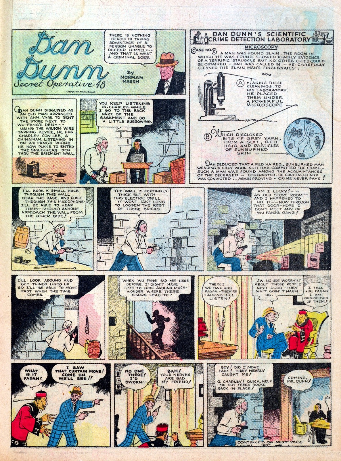Read online Famous Funnies comic -  Issue #8 - 29