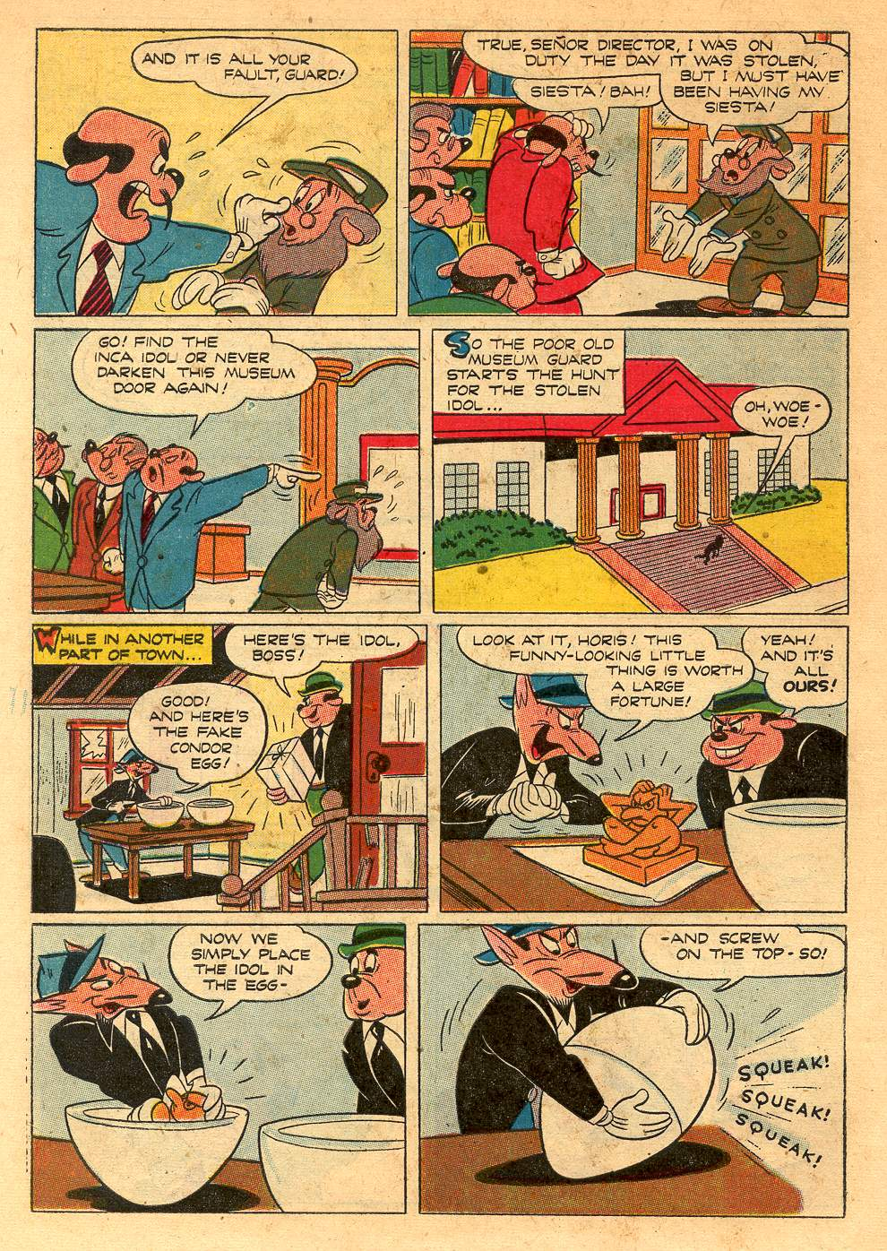 Four Color Comics issue 371 - Page 6
