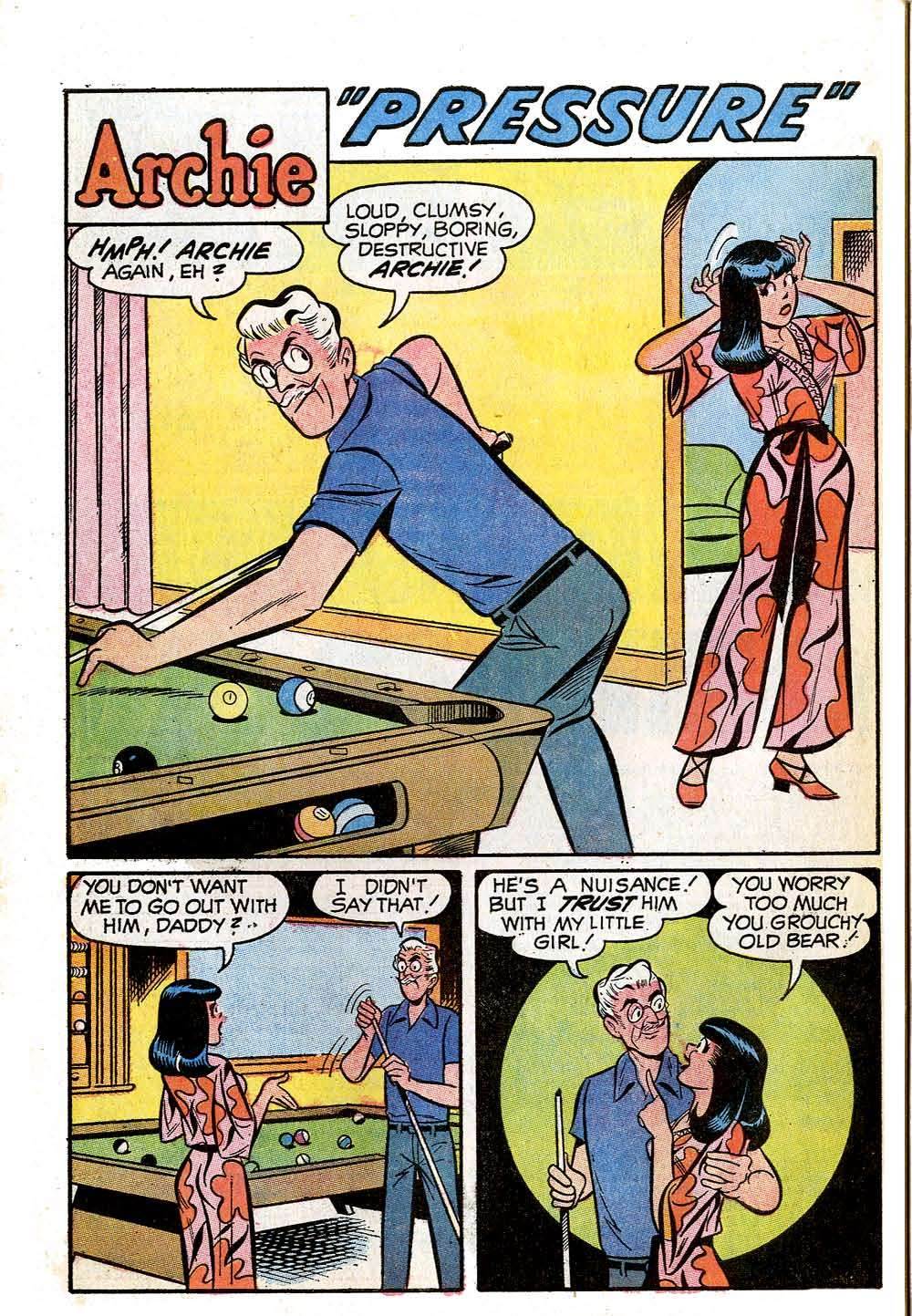 Read online Archie (1960) comic -  Issue #210 - 30