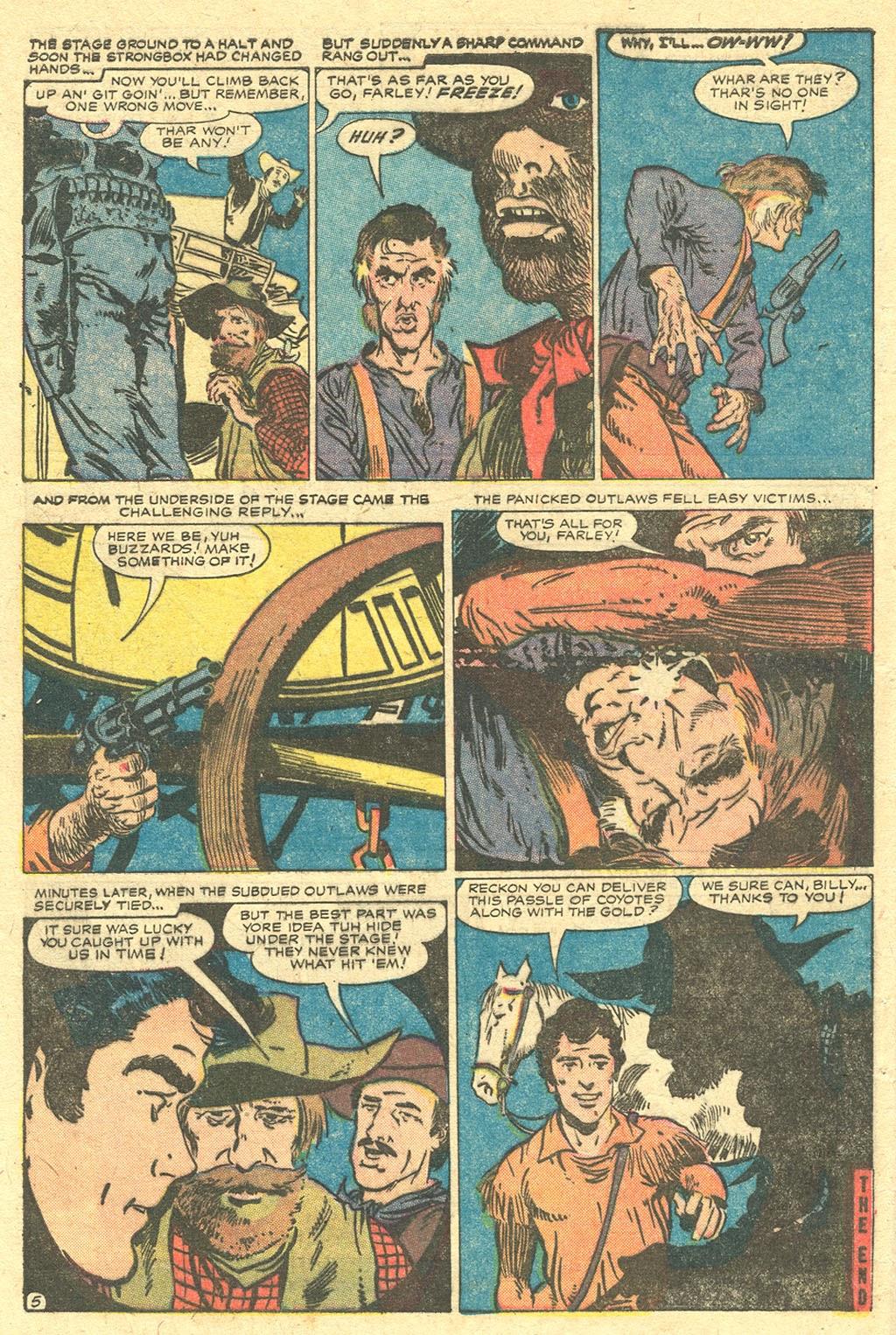 Gunsmoke Western issue 33 - Page 33