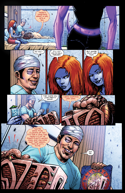 Read online Ballistic (2013) comic -  Issue #5 - 27