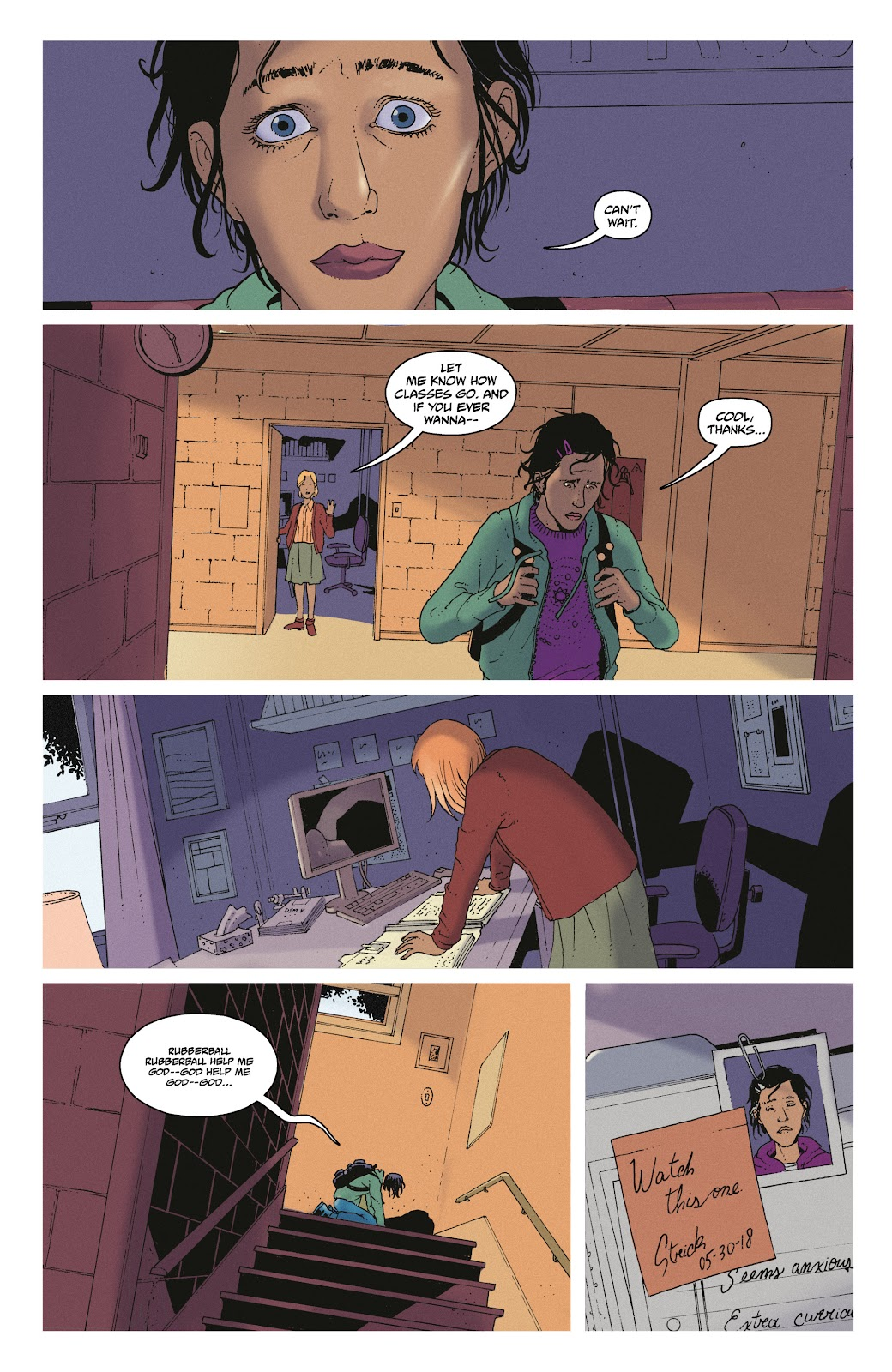 Read online She Could Fly comic -  Issue # _TPB - 12
