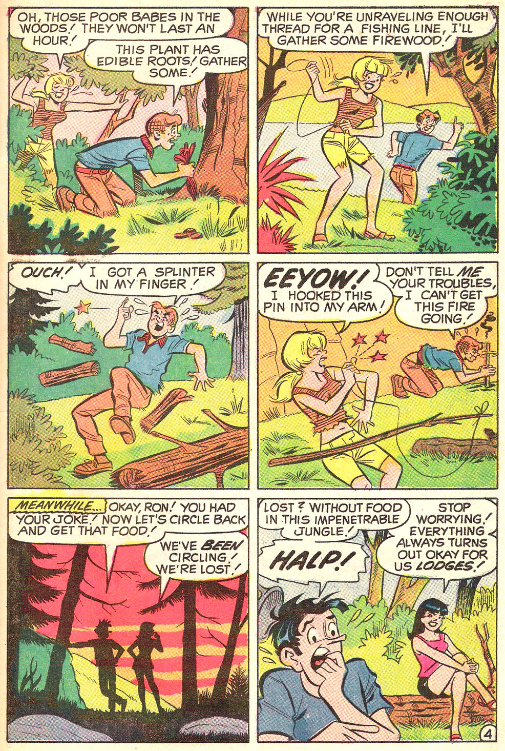 Read online Archie's Girls Betty and Veronica comic -  Issue #179 - 30