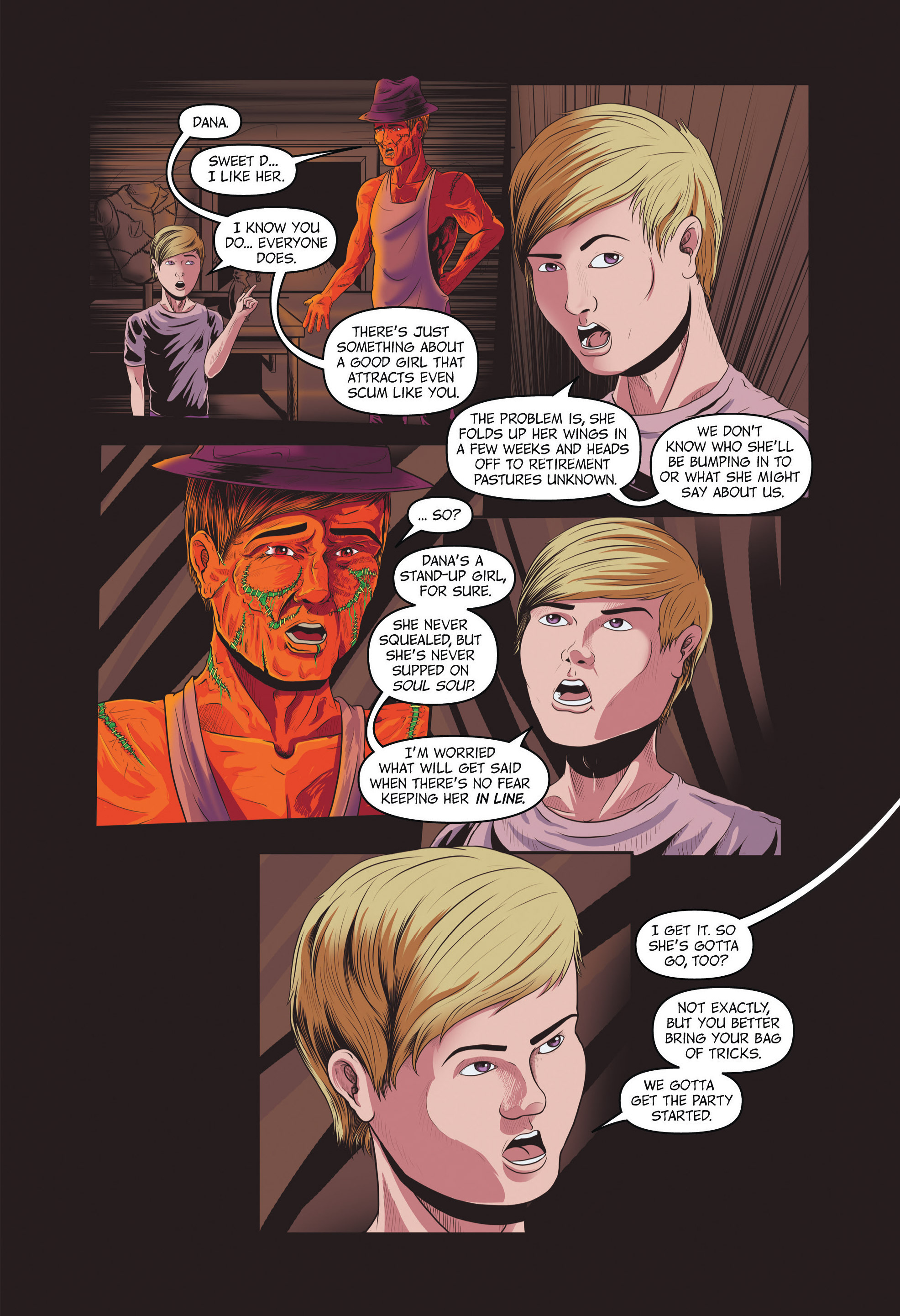 Read online Redemption Heights comic -  Issue # Full - 56