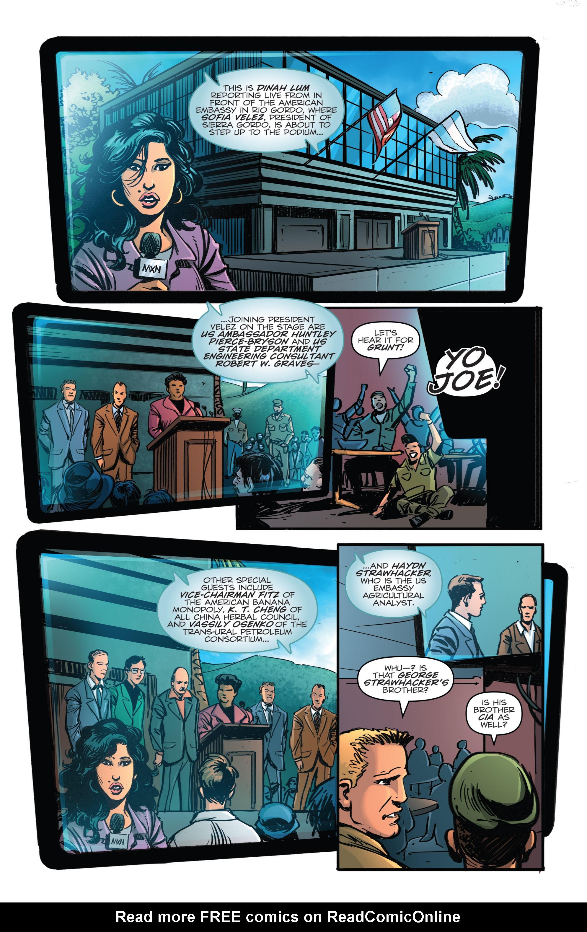 G.I. Joe: A Real American Hero 193 Page 10