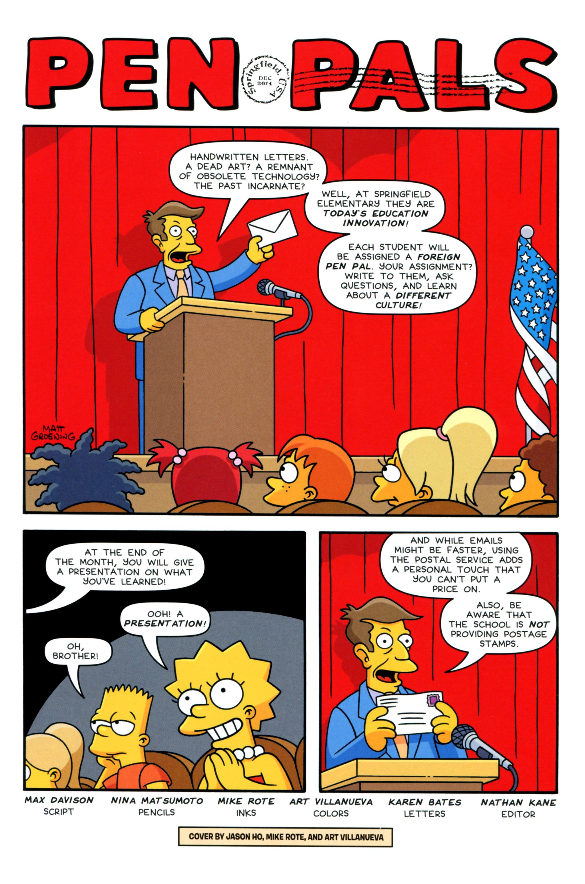 Read online Simpsons Comics Presents Bart Simpson comic -  Issue #93 - 3