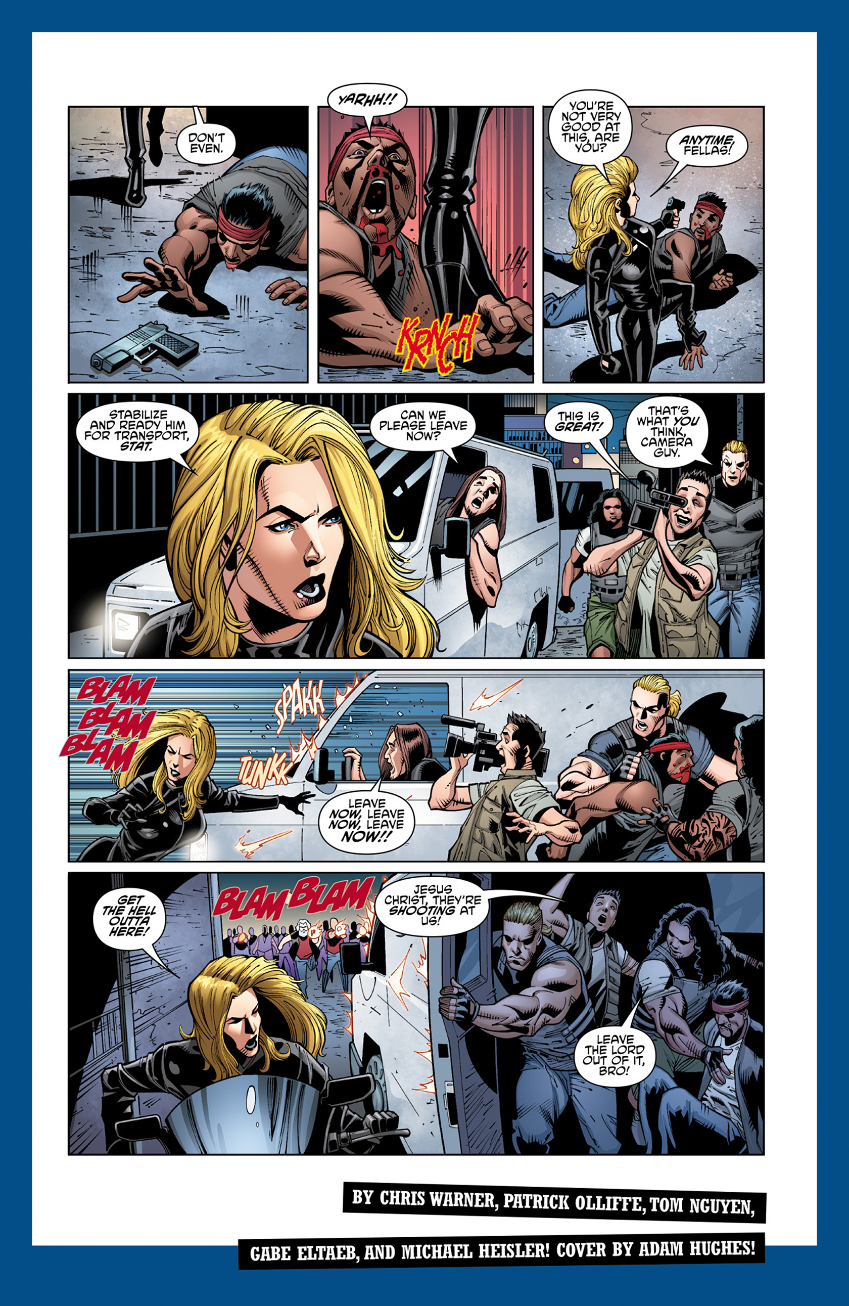 Read online King Tiger comic -  Issue #1 - 27