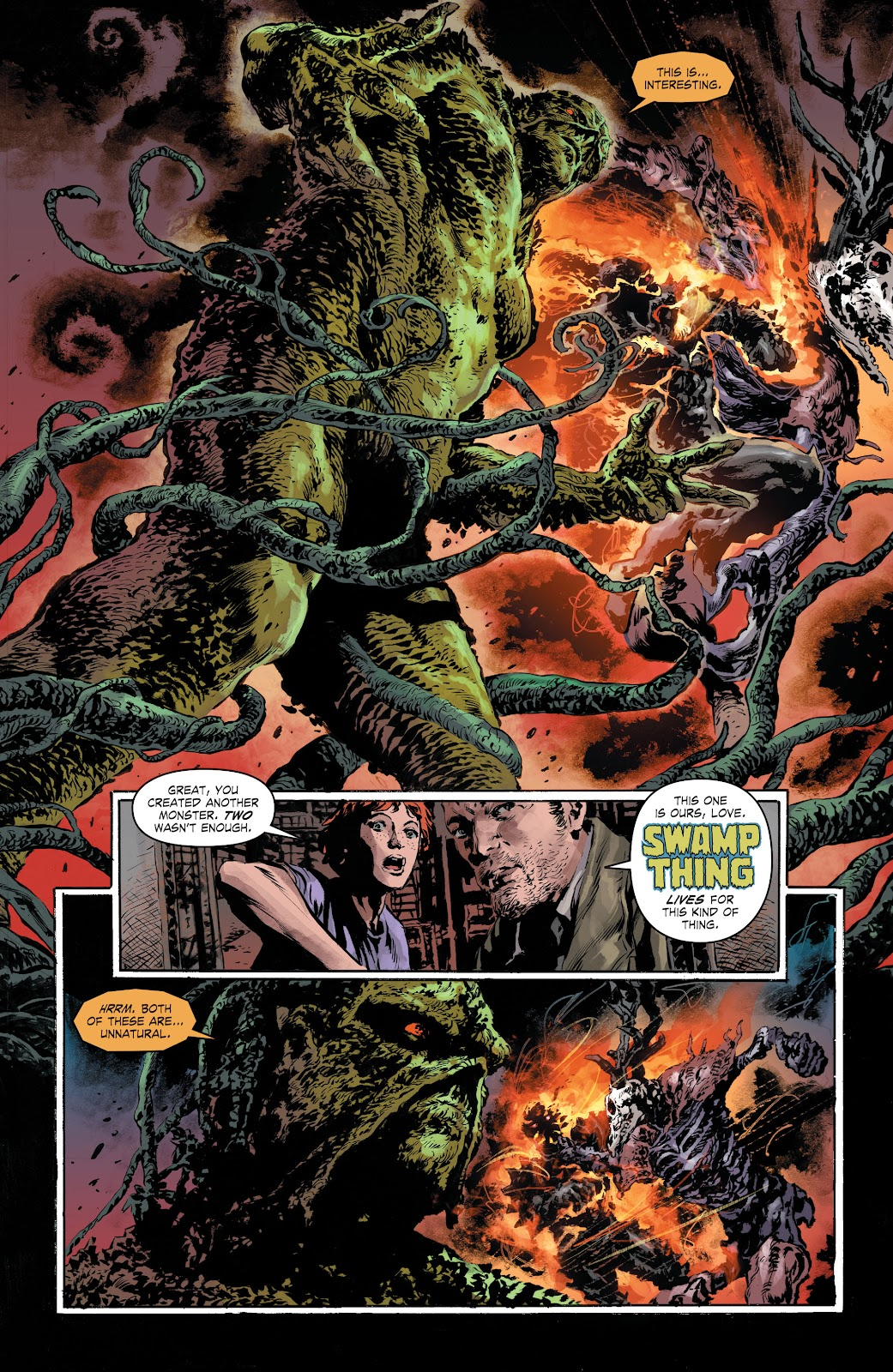 Read online The Curse of Brimstone: Ashes comic -  Issue # TPB (Part 1) - 18