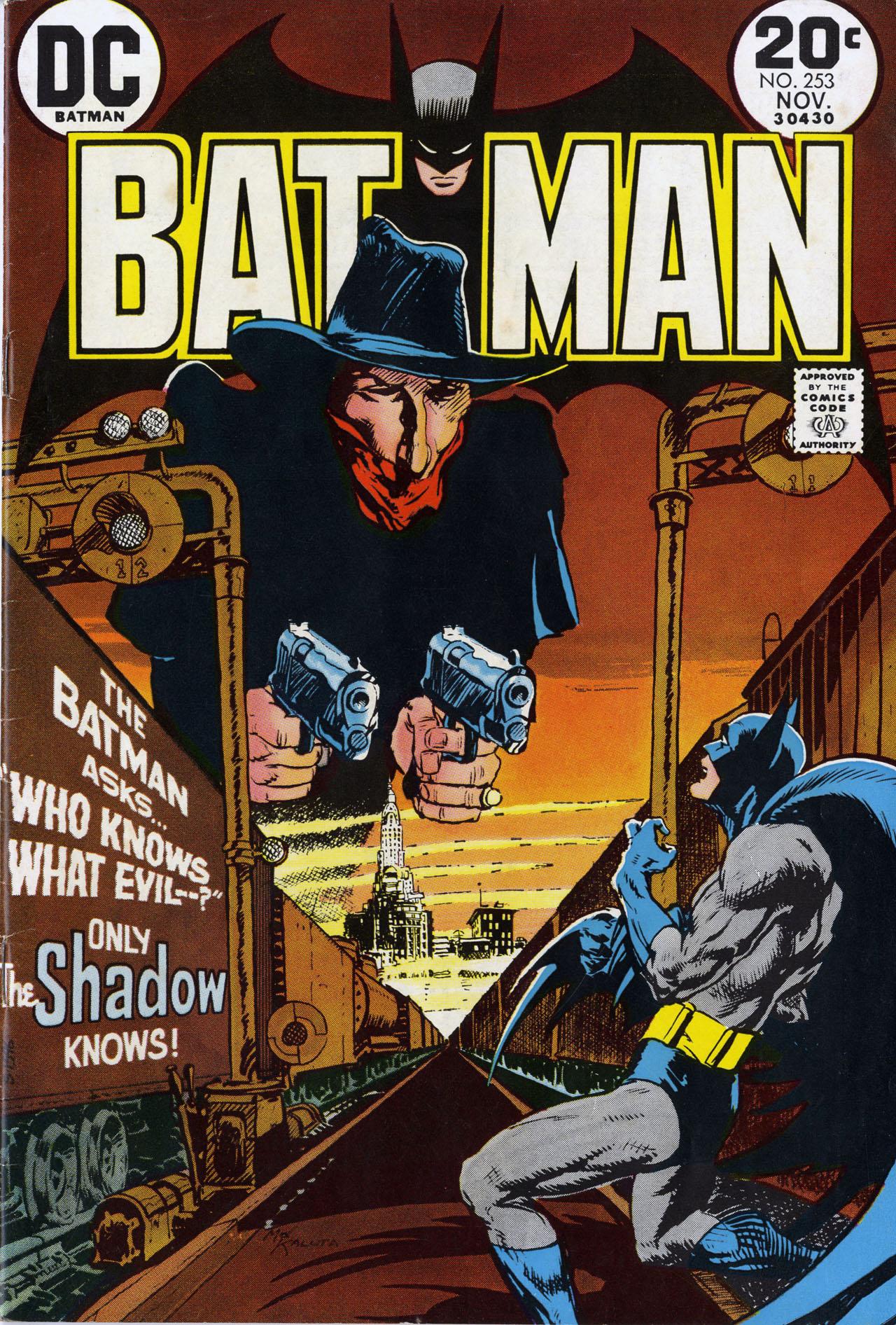 Batman (1940) 253 Page 1