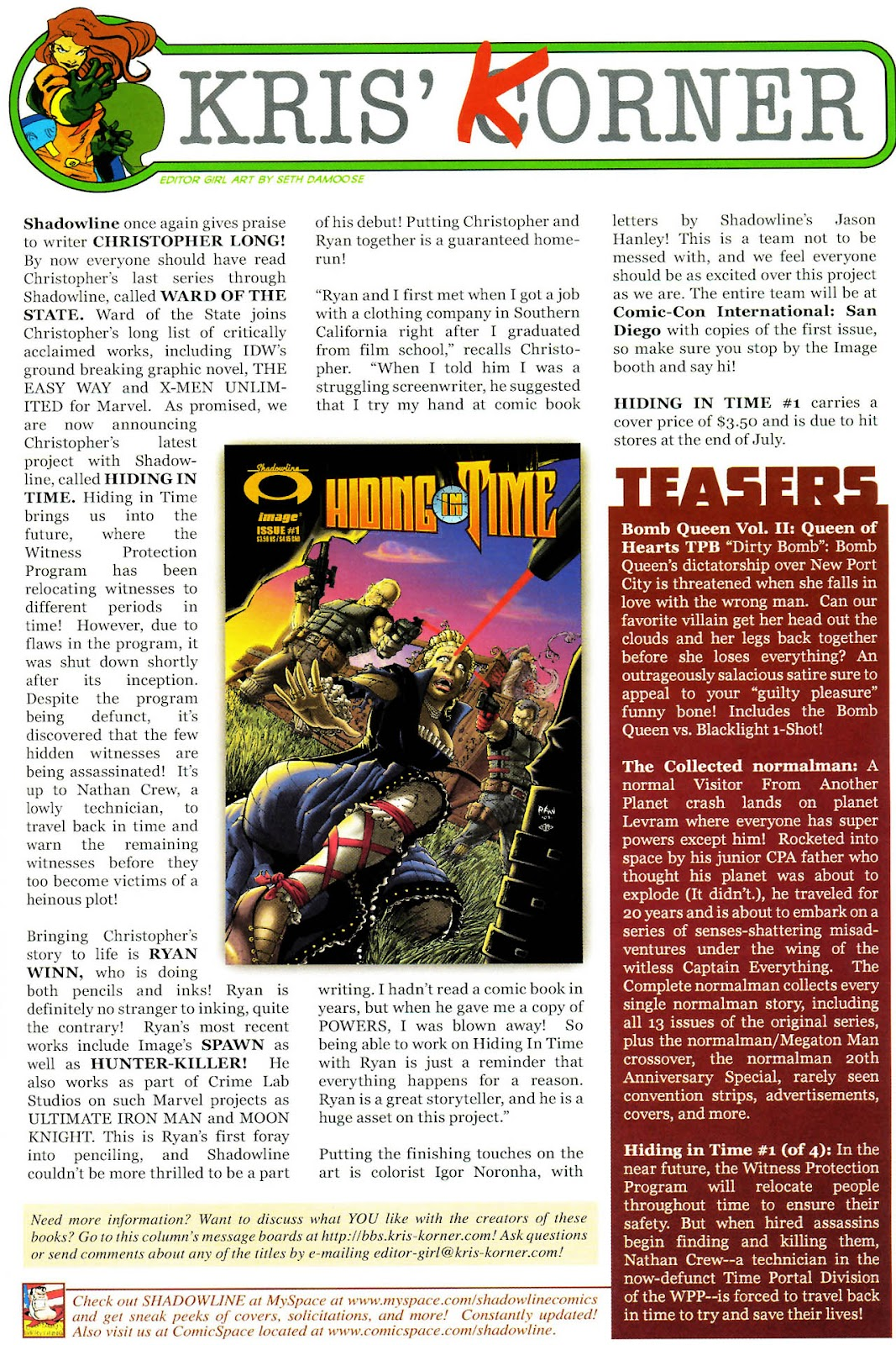 Read online Ward Of The State comic -  Issue #2 - 26