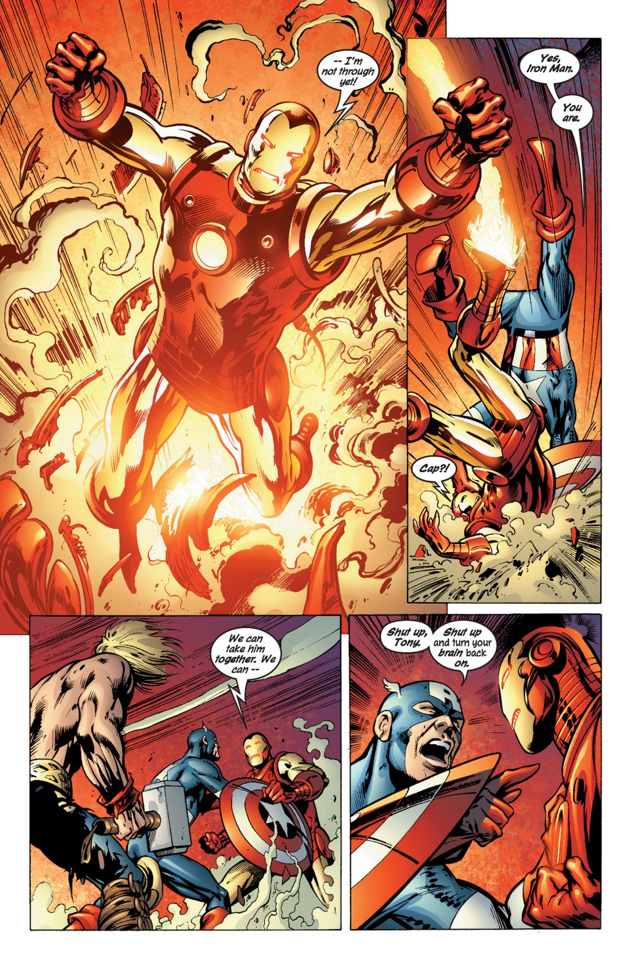 Read online Avengers (1998) comic -  Issue #63 - 8