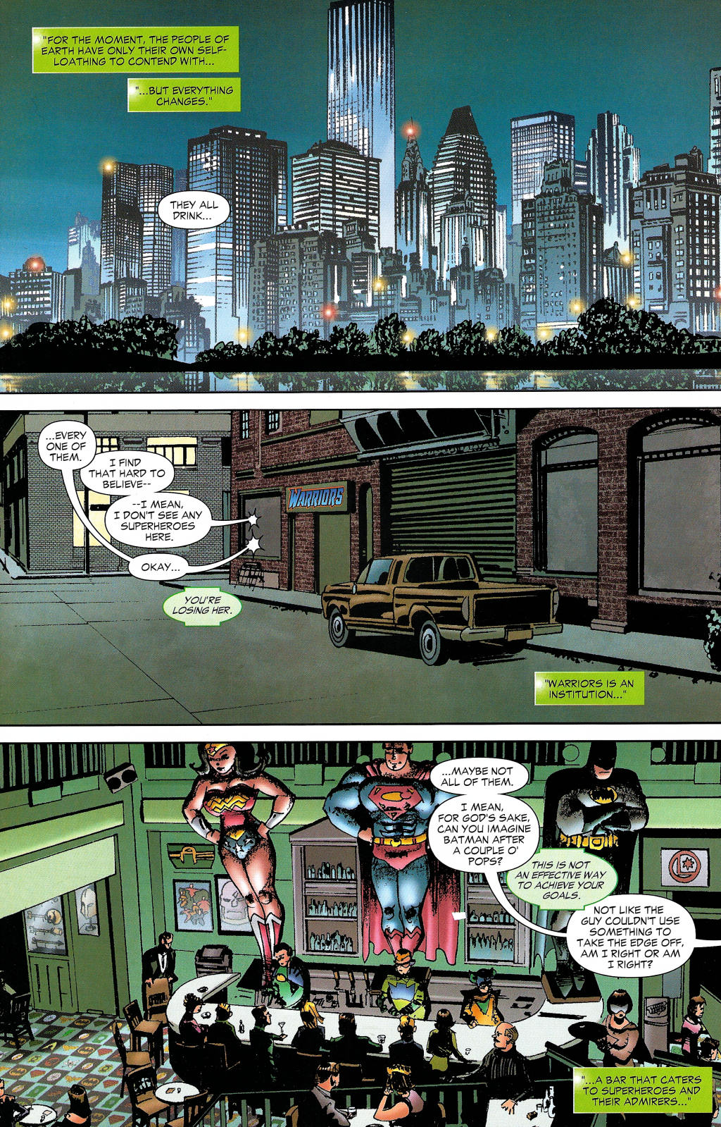 Read online Guy Gardner: Collateral Damage comic -  Issue #1 - 13