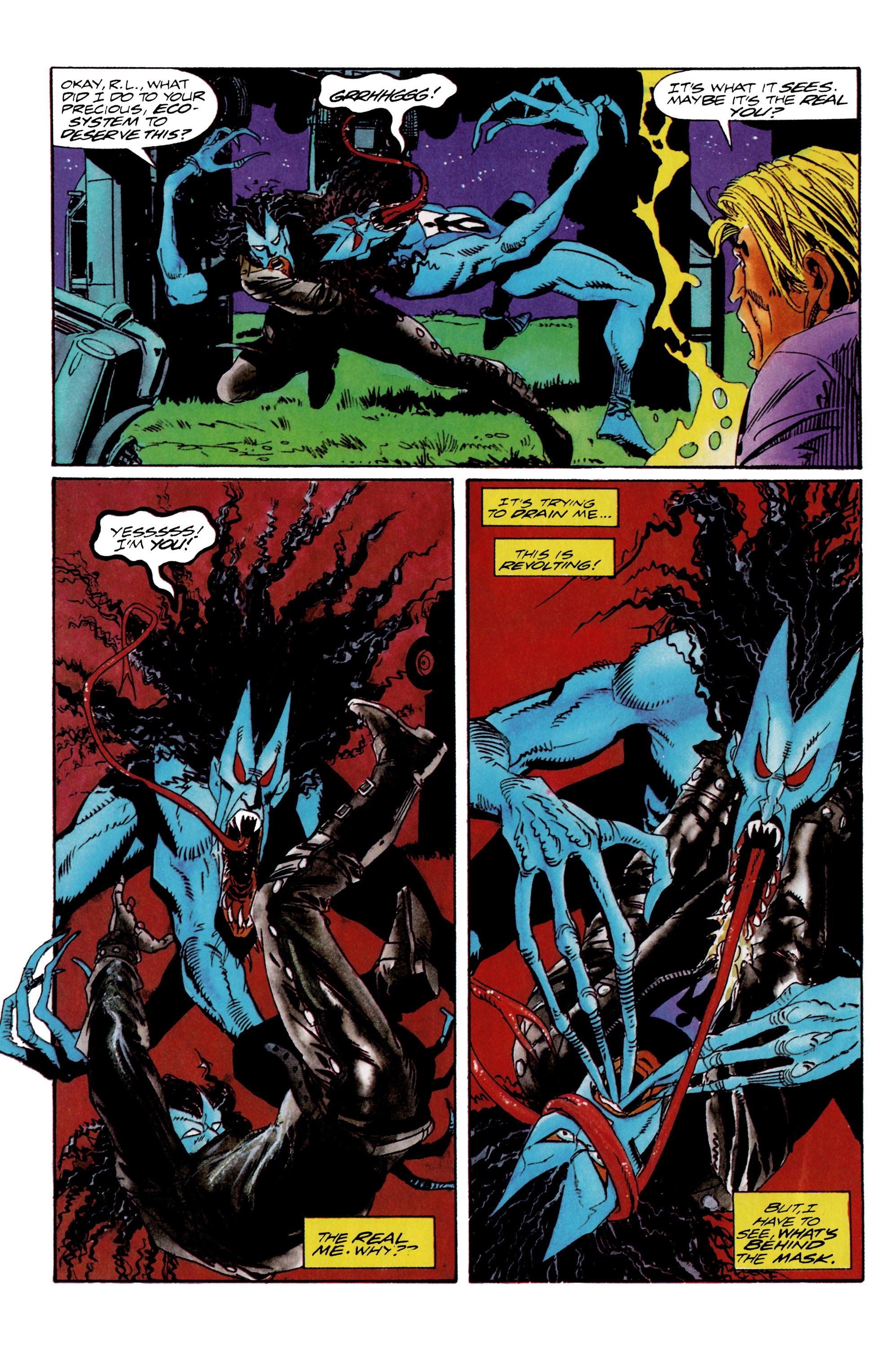 Read online Shadowman (1992) comic -  Issue #15 - 20