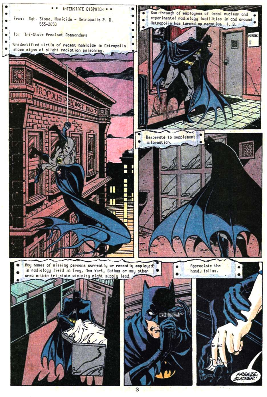 Adventures of Superman (1987) 467 Page 4