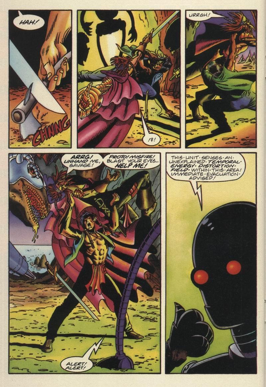 Read online Turok, Dinosaur Hunter (1993) comic -  Issue #15 - 20